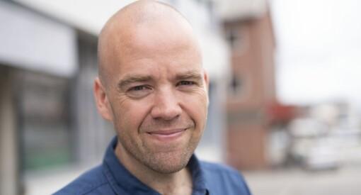 Tom Martin Kjelstad Hartviksen (40) forlater Østlendingen - blir ny toppleder i GD