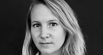 Frilanser Emma Tollersrud (31) er ansatt i fast stilling som journalist i Klassekampen