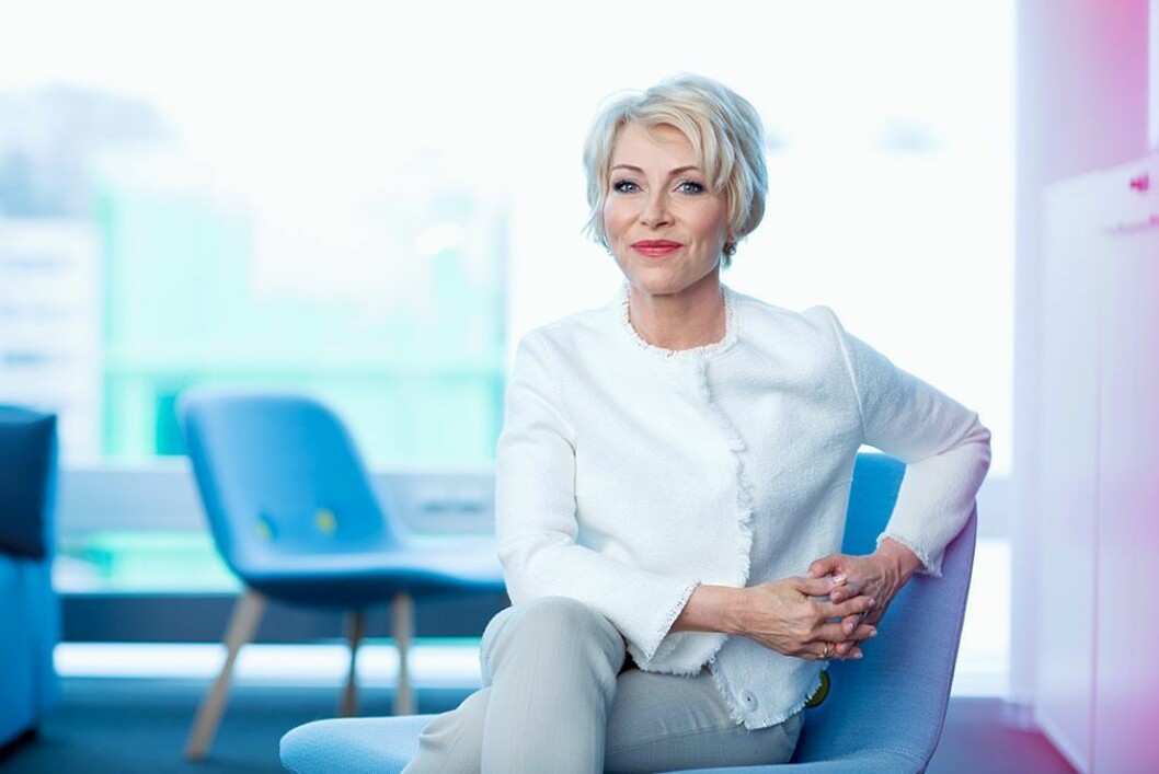 Bente Engesland blir seniorrådgiver hos Headvisor.