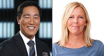 Solvang og Stang konkurrerer om prisen Årets programleder. Her er alle nominerte til Prix Radio