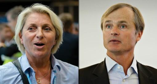 Lars Helle og Marit Breivik blir nye varamedlemmer i PFU. Spetalen får fortsette, mens Sannum gir seg