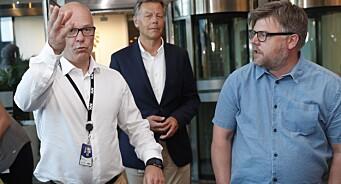 NRK-ledelsen beklager til de ansatte at Nettavisen fikk «unyanserte» lønnsopplysninger