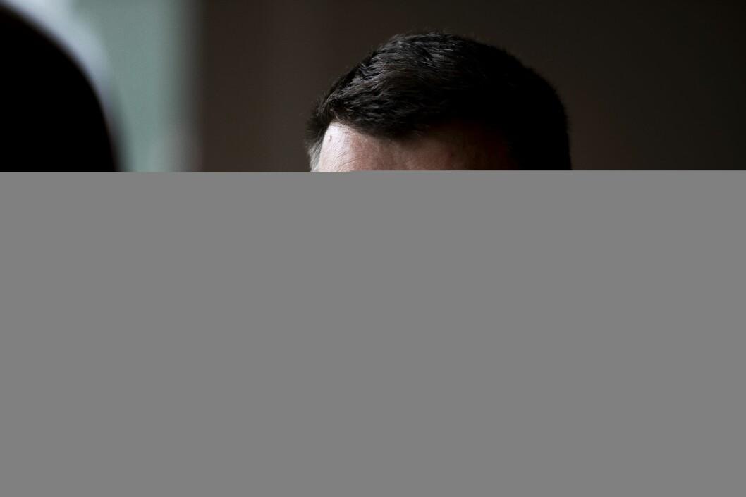Tidligere justis-, beredskaps- og innvandringsminister Tor Mikkel Wara fra Frp