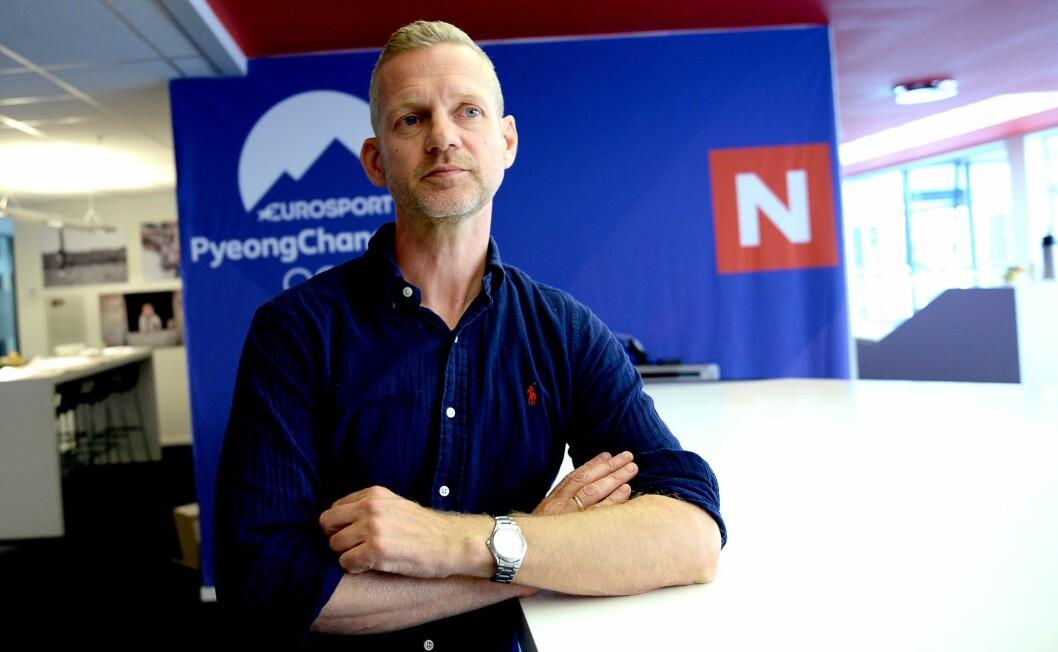 Jon Hernæs gir seg etter 17 år i TVNorge og nå Discovery.