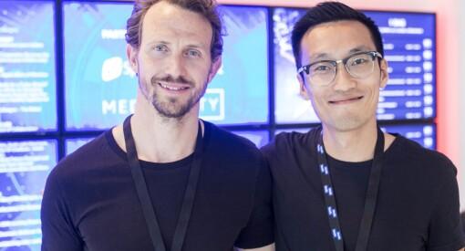- Innen fem år vil vi nok se det første kinesiske selskapet på størrelse med Apple og Google