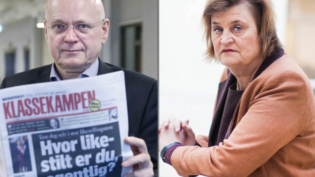 Elin Ørjasæter mener Klassekampen bør finne Bjørgulv Braanens etterfølger internt.
