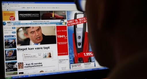 Det er et gufs fra gamle dager når Norske Avisers Landsforening støtter EU-forslaget som vil ødelegge internett