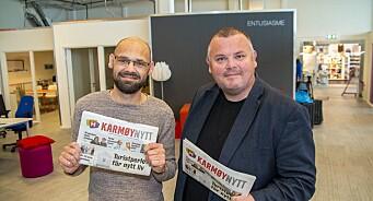 Fotballklubb selger seg ut av medier igjen: Lokale eiere tar over Karmøynytt