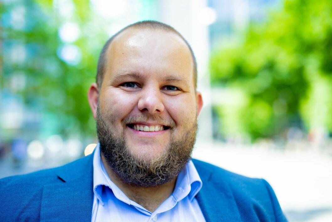 Gard Lehne Borch Michalsen, fra 1. august publisher i E24 Dine Penger AS.