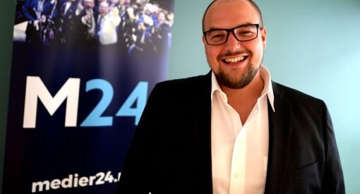 Dagens eiere overtar aksjene i Medier24. Erik Waatland fast ansatt som redaktør