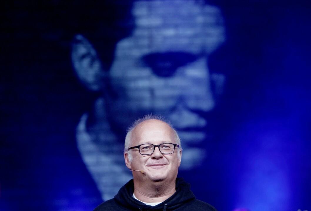 Finn Bjelke er ferdig i NRK