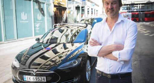 Full fart for Jan Thoresen og SOL, som kjører på med enda en ny satsing: Lanserer splitter ny nettavis for elbiler