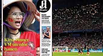 Var kvinnen på forsiden av Aftenposten fra Kina eller Vietnam? Det glemte desken å sjekke før avisa gikk i trykken