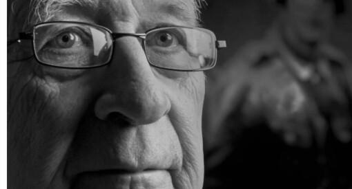 Redaktøren Reidar Nielsen er død - 80 år gammel