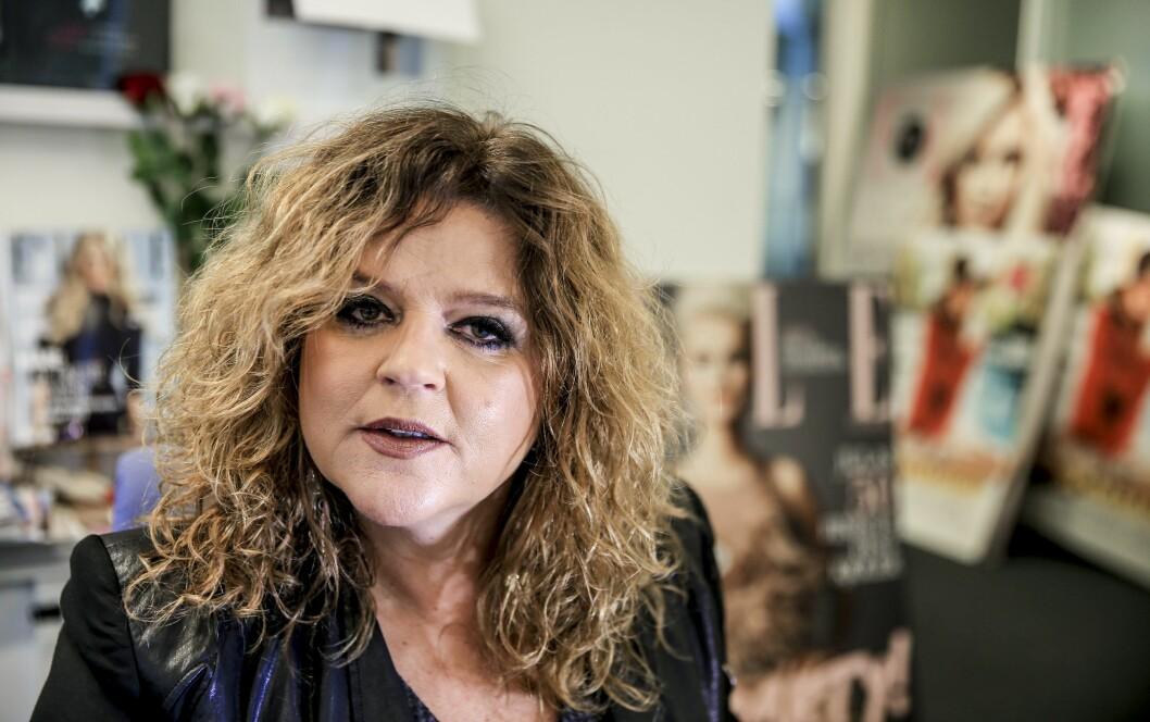 Signy Fardal - sjefredaktør i motebladet Elle fotografert ved en tidligere anledning.