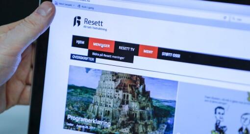 To tidligere ansatte selger seg ut av Resett