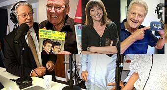 Hva har Christian Borch, Dan Børge Akerø, Vidar Lønn-Arnesen, Espen Thoresen, Siv Stubsveen og Anita Skorgan til felles? Radio Vinyl