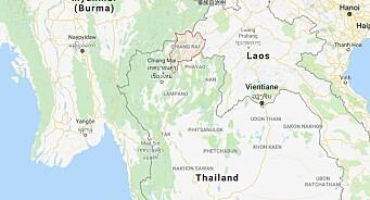 Journalist pågrepet for å ha fløyet drone nær grotteinngangen i Thailand