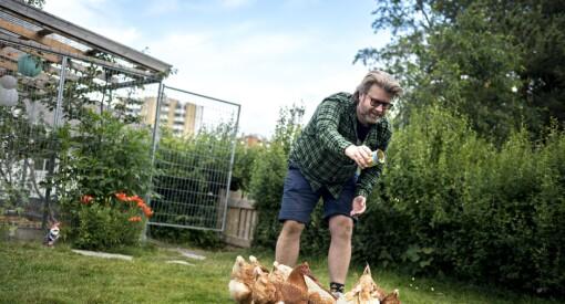 - Hvis Steinar Sagen slipper en fjert, så er han på NRK.no: Are Sende Osen (47) har en høne å plukke med norsk journalistikk