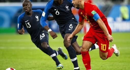 TV 2 kan smile bredt etter Frankrike – Belgia: Nesten en million seere fulgte VM-semifinalen