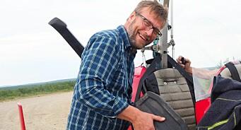 - Vi er lamslått og i sorg, sierkolleger i NRK over brått å ha mistet distriktsredaktør Morten Ruud i Finnmark