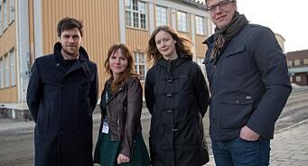 Morten Ruud har i en årrekke vært en sentral person i Barents Press. Mye av vårt fundament er bygget av ham