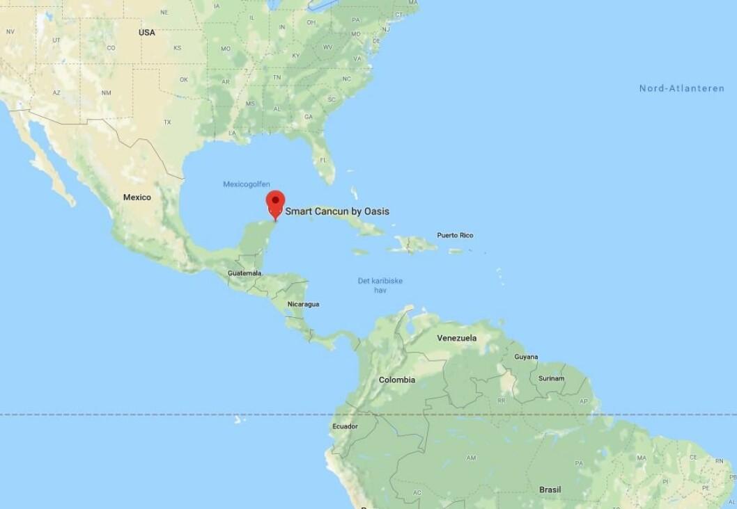 Journalist drept sørøst i Mexico