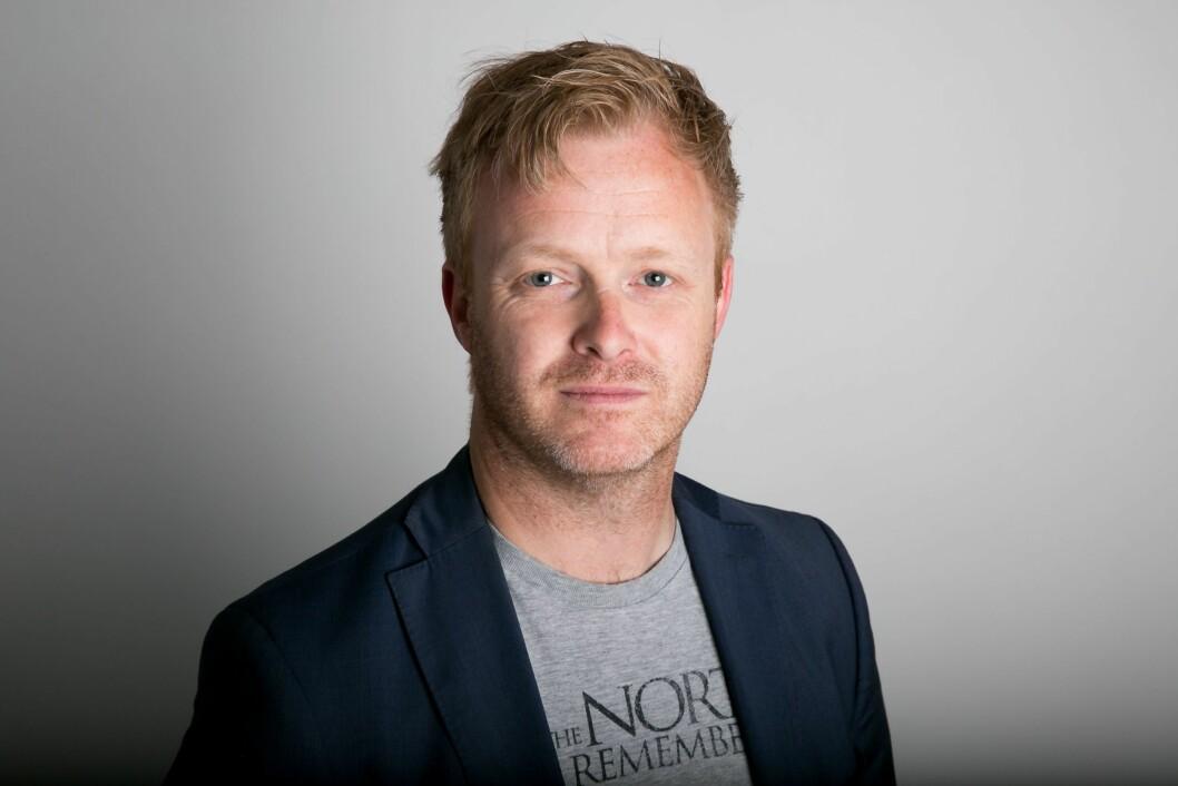 PÅL NISJA-WILHELMSEN,direktør for innovasjon og forretningsutvikling i Nettavisen