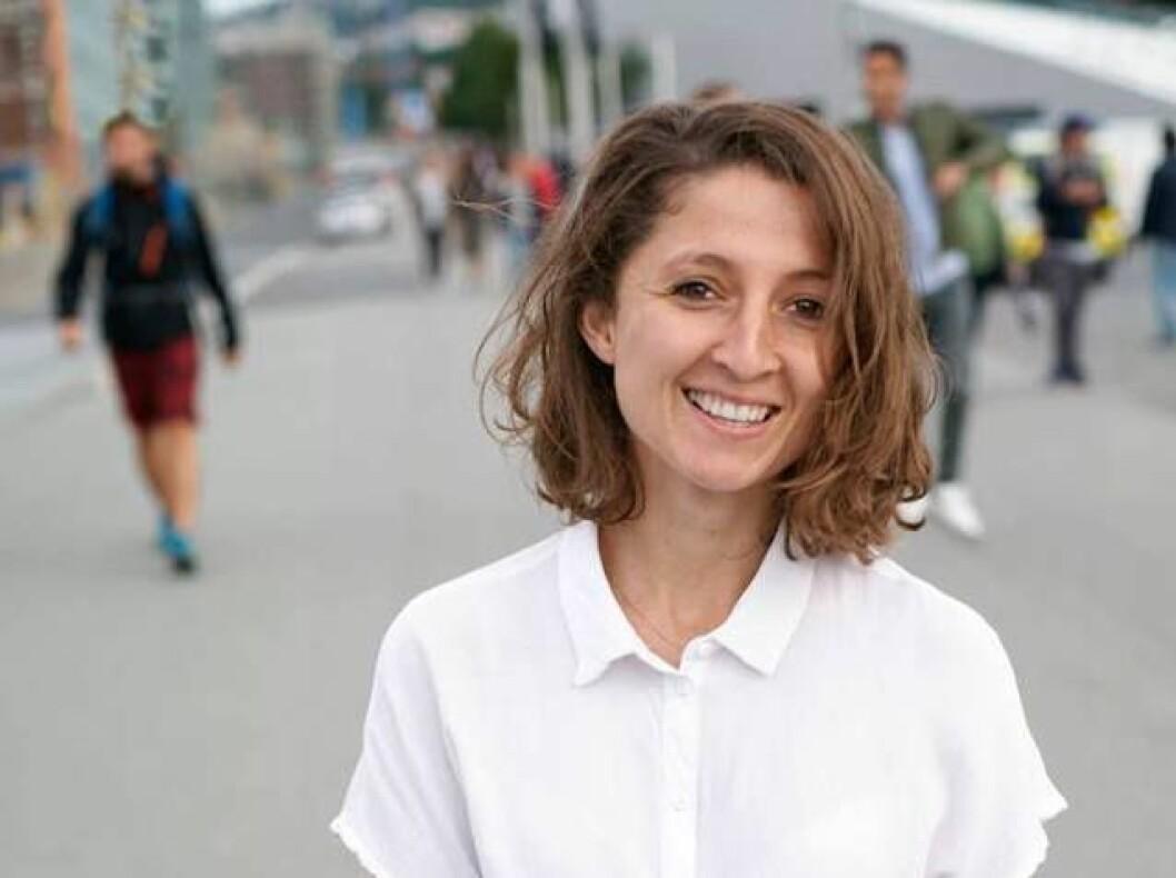 Dona Gashi er samfunnsdebattant og barnevernpedagog.