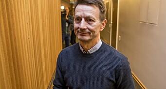Hans KristianAmundsens ruvende samfunnsgjerning står som en bauta etter ham