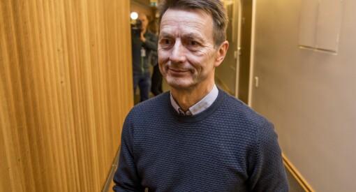 Pressemann og tidligere Ap-topp Hans Kristian Amundsen er død