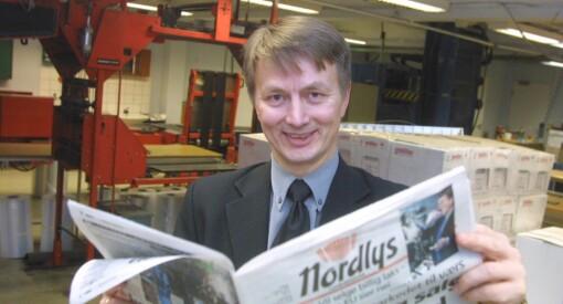 - Tapet av Hans Kristian kom brått og uventet, sier Helge Nitteberg i Nordlys. Slik minnes de pressemannen