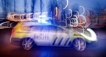En person bortvist av politiet etter demonstrasjon utenfor Nordiske Mediedager