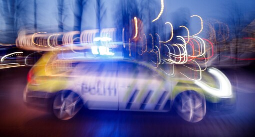 To politibiler kolliderte med hverandre i Oslo natt til søndag, men politiet opplyste ikke om det. Nå tar de selvkritikk