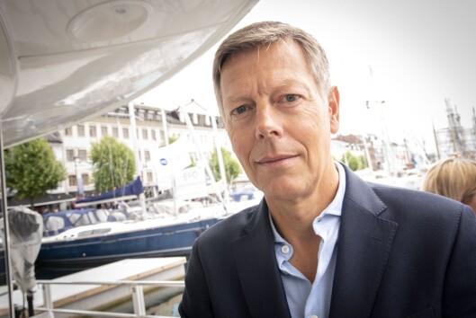 Juridisk direktør Olav Nyhus i NRK