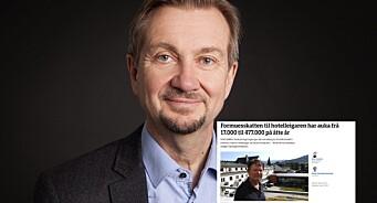 «Her har vi en god sak», sier NHO, og NRK tar imot – uten å stille spørsmål eller sjekke fakta