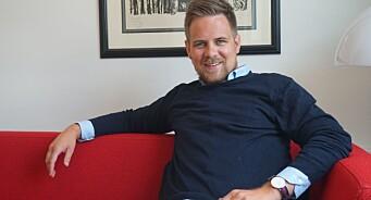 AndersBlixhavn er konstituert som kommunikasjonssjef i Blå Kors