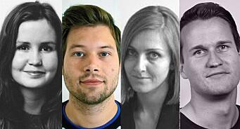 Teknisk Ukeblad har fått fem nye folk med på laget. Henter fra Adressa, Sysla og Fiskeribladet Fiskaren