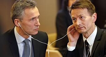 Jens Stoltenberg er blant talerne når hans nære venn og rådgiver Hans Kristian Amundsen bisettes torsdag