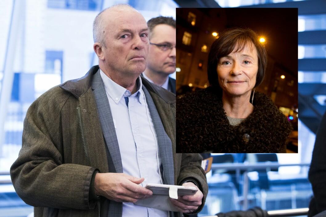 Document.no-redaktør Hans Rustad og Hege Storhaug i HRS.