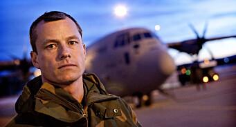 NATO-soldat tvang GD-fotograf til å slette bilder