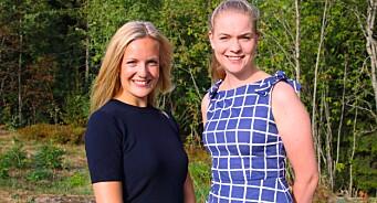 Corporate Communications fortsetter å rekruttere: Kine Nossen og Elise Fischer ansatt som nye konsulenter