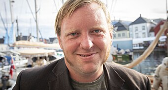 Glem Goliat-kriseog miljøkatastrofer. Nå jakter den tidligere oljejournalisten Lars Taraldsen (35) på sjeldne fugler