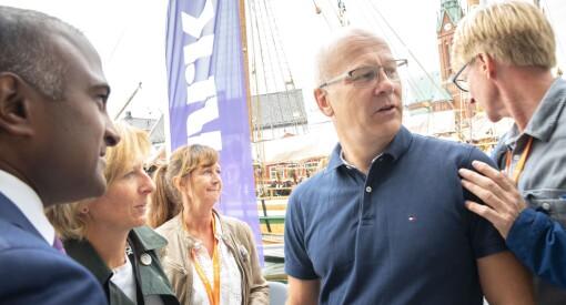 Følg debatten: Mediemeldingen - hva slags rammer bør den gi NRK inn i framtida?