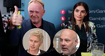 Per Sandberg ber NRK og TV 2s sjefer om å gå av. Mener journalistene sprer løgnaktige nyheter