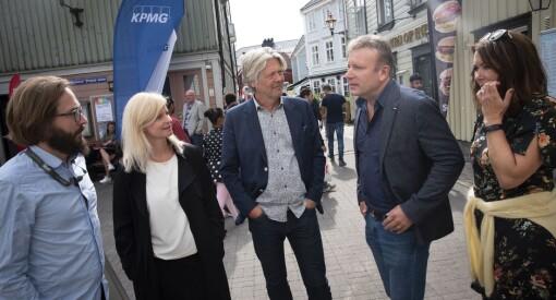 Redaktørene og mediene snakker ut etter Per Sandbergs kontroversielle pressekonferanse
