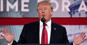 Feilinformasjon på nett stupte etter Trump-blokkering