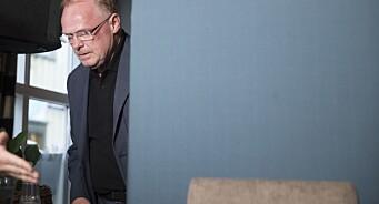 Per Sandberg tar nytt oppgjør med både journalister og politikere