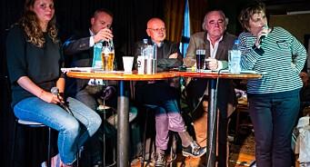 Helge Lurås i debatt om «mainstream media»: - Det er jo ikke sånn at vi går inn for å være motstrøms for enhver pris