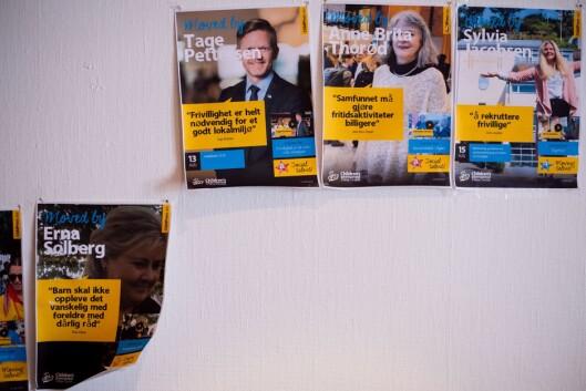 Noen av sidene som inngŒr i innstikket fra ChildPress i Agderposten etter Arendalsuka.
